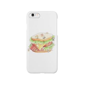 クラブサンドマウンテン Smartphone cases