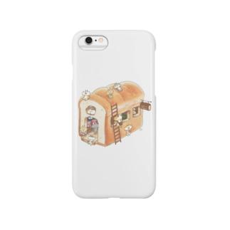 パンのジャム屋さん Smartphone cases