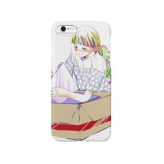 あの日の彼女003 Smartphone cases
