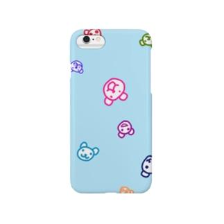 くま Smartphone cases