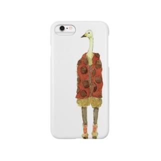 白鳥 Smartphone cases