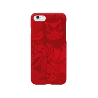 酒呑童子 Smartphone cases
