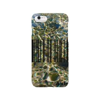 ランドスケープNo.4 Smartphone cases