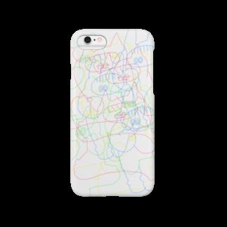 うゆうめこのみんなの残像 Smartphone cases