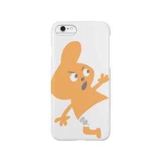 おできちゃん Smartphone cases