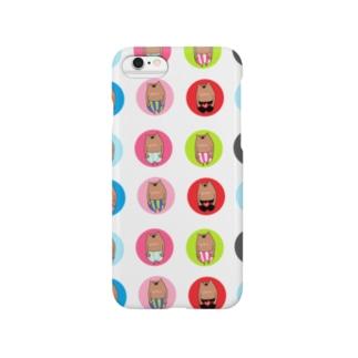 vagのウォンちゃん Smartphone cases