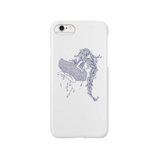 植物少女 Smartphone cases
