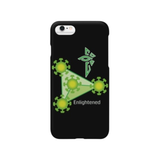 Enlightened iPhoneケース Smartphone cases