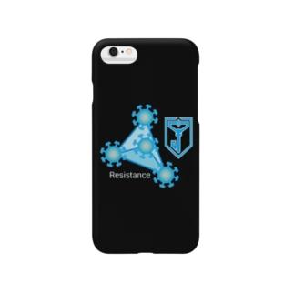 Resistance iPhoneケース Smartphone cases