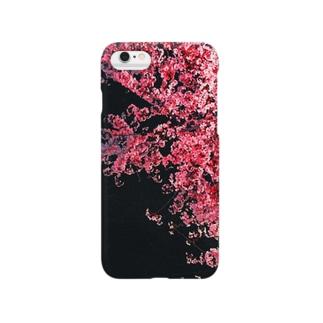 夜桜2015 Smartphone cases