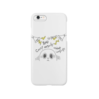 Negative Speaker Smartphone cases
