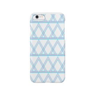 ねぎさんの三角形 Smartphone cases