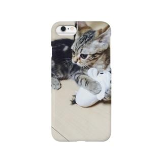 1g029のトムと白ねずみくん Smartphone cases
