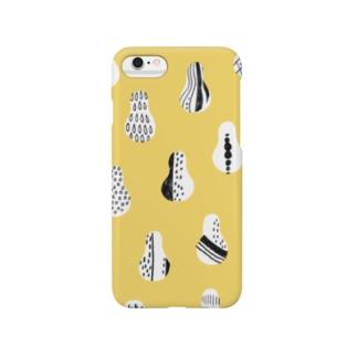 ラフランスのスマホケース Smartphone cases