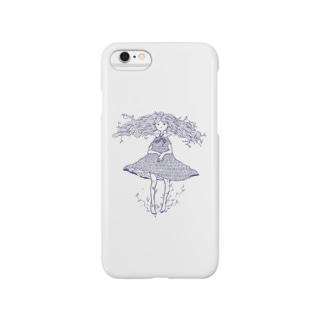 donmiluの植物少女2 Smartphone cases