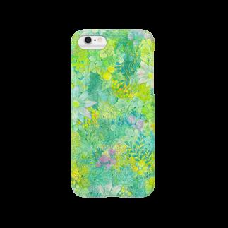 こうのかなえのPlanted GREENMIX Smartphone cases