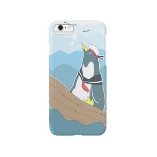 海と空の境目 Smartphone cases