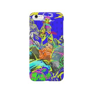 電子女子 Smartphone cases