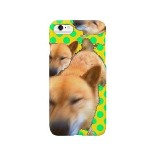 うちの老犬 Smartphone cases