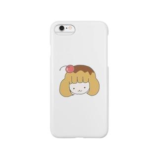 きゃらめるぷりん Smartphone cases