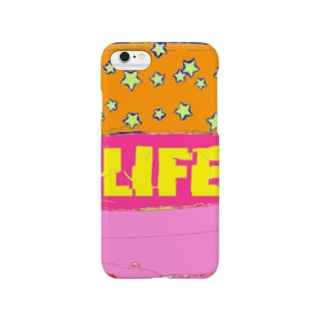 LIFE writerのLIFE spring Smartphone cases