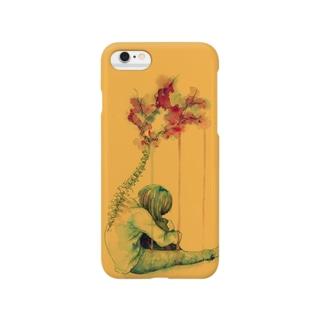 開花 Smartphone cases
