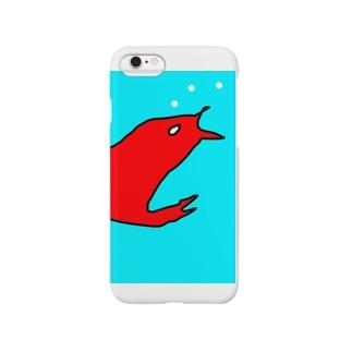 ザリガニ Smartphone cases