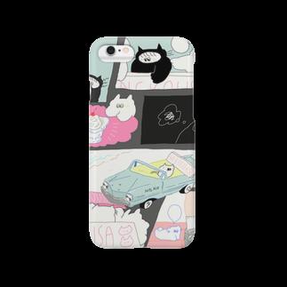 うゆうめこのnekousa Smartphone cases