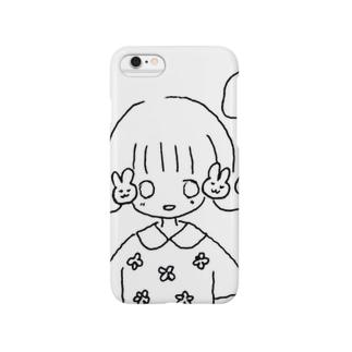 みみぴちゃん Smartphone cases