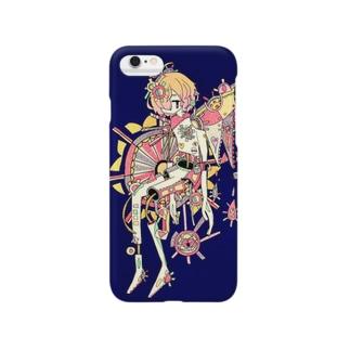 歯車ちゃん③ Smartphone cases