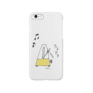 """メトロノーム""""カチカチ"""" Smartphone cases"""