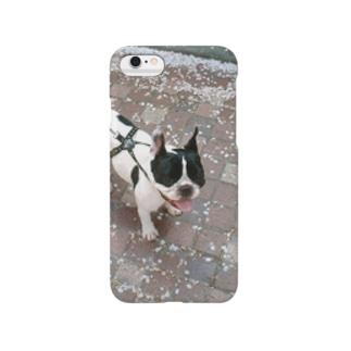 桜プッチ Smartphone cases