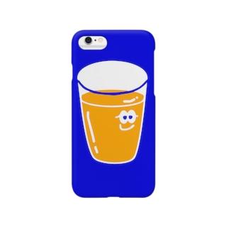 じゅーすくん Smartphone cases