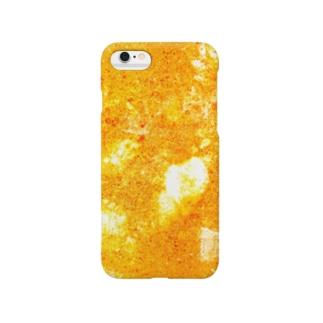 マグマ Smartphone cases