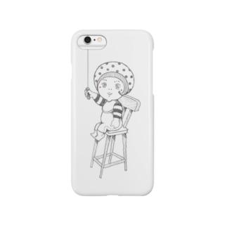 ベイビー001 Smartphone cases