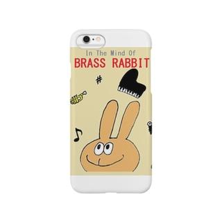 うさぎさんの頭の中 Smartphone cases