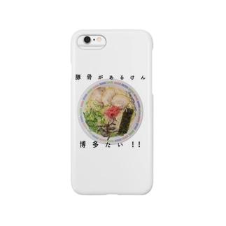 博多ラーメン Smartphone cases