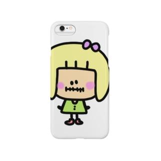 ゆんちゃん(仮) Smartphone cases