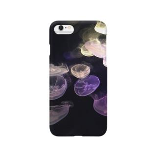 海を漂うモノ Smartphone cases