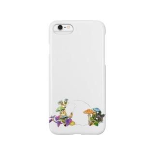 ばく Smartphone cases