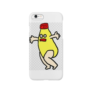 マヨネーズ Smartphone cases