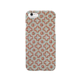 刺し子 Smartphone cases