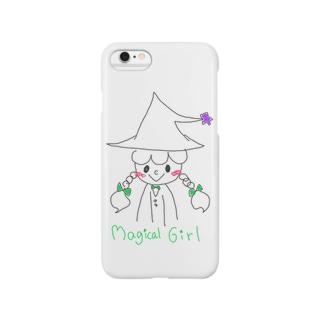 Magical Girl Smartphone cases