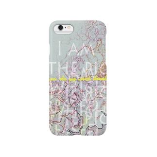 モチーフ:バラ Smartphone cases