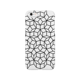 ペンローズ・タイル Smartphone cases