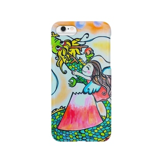 天使ちゃん Smartphone cases