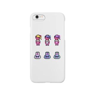 GIRLS&RABBITS Smartphone Case