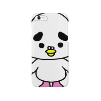 ぽっぽーちゃん1 Smartphone cases