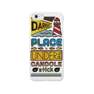 azu_sigmadesignの灯台下暗し Smartphone cases