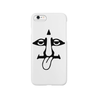 Stick Out Man Smartphone cases